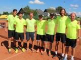 Landesligamannschaft des UTC Gampern